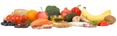 Eating anti-inflammatory foods can keep you healthier.