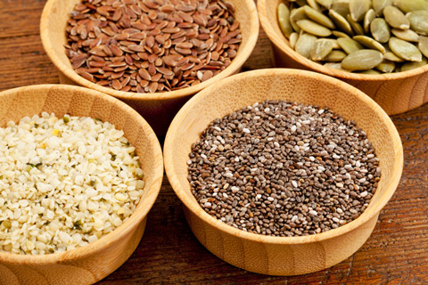 Are seeds healthy for your diet?