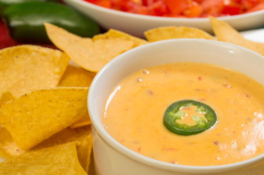 This creamy sauce is great for dipping vegetables.