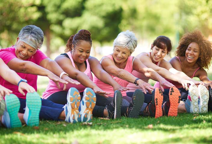 Trending news about achieving optimal health and healthy aging goals.