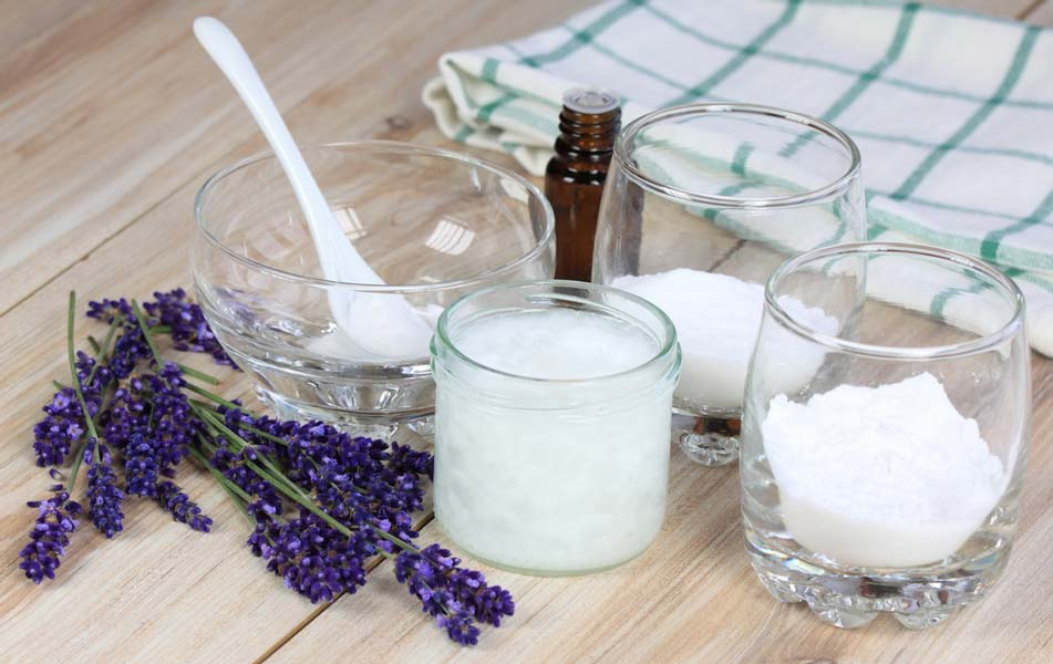 Making homemade deodorant is easy and may be healthier.