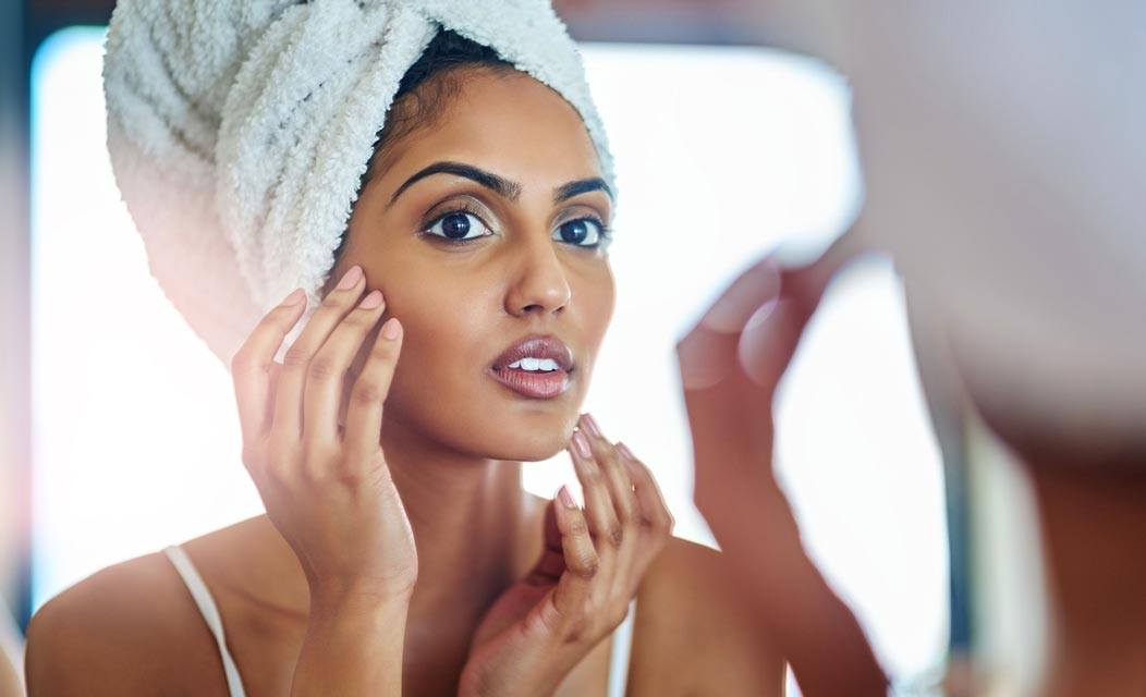 News about healthy skin and hair beauty trends.