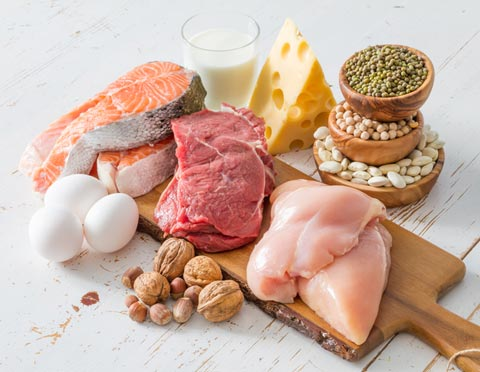 Protein increases can improve your diet plan.
