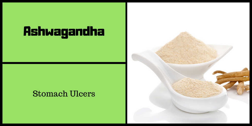 Ashwagandha for Ulcers